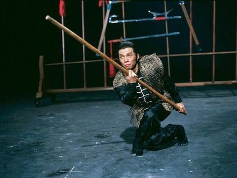 hung kuen in the movies vol 26 - 劉家良 a lesson by Lau Kar Leung Sifu 洪家五郎八卦棍