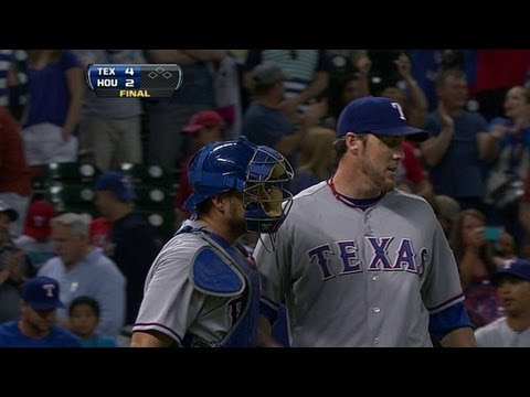 TEX@HOU: Nathan fans Grossman to earn his 10th save