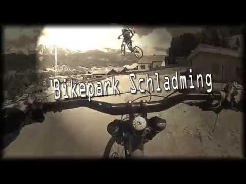 Bikepark Planai Worldcup Downhill Track 2013