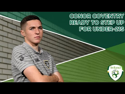 #IRLU21 INTERVIEW | Conor Coventry ready to step up for Under-21s