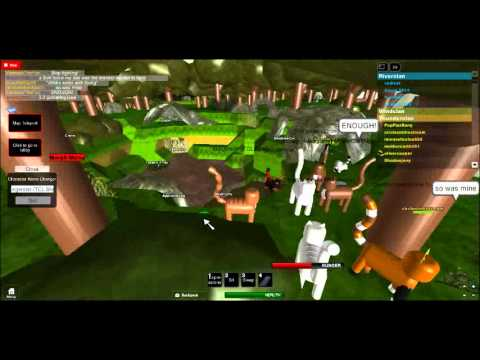 Roblox Warrior Cats Part 1 Youtube