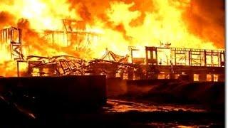 Video Burn Baby Burn - Baltimore's