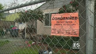 Santa Rosa House Condemned After 1,200 Calls For Service In 5 Years