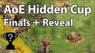 AoE2 Hidden Cup | Final + Player Reveal
