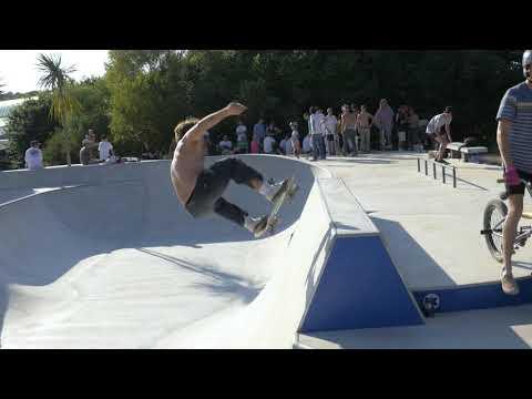 Newquay Concrete Waves Skatepark - Extras