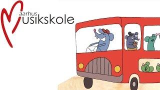 1. Hjulene på Bussen - Sangskattekisten
