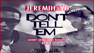 download lagu Jeremih Don't Tell Em Instrumental Remake gratis