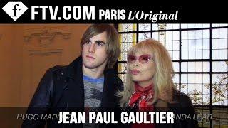 Jean Paul Gaultier Arrivals | Paris Couture Fashion Week | FashionTV