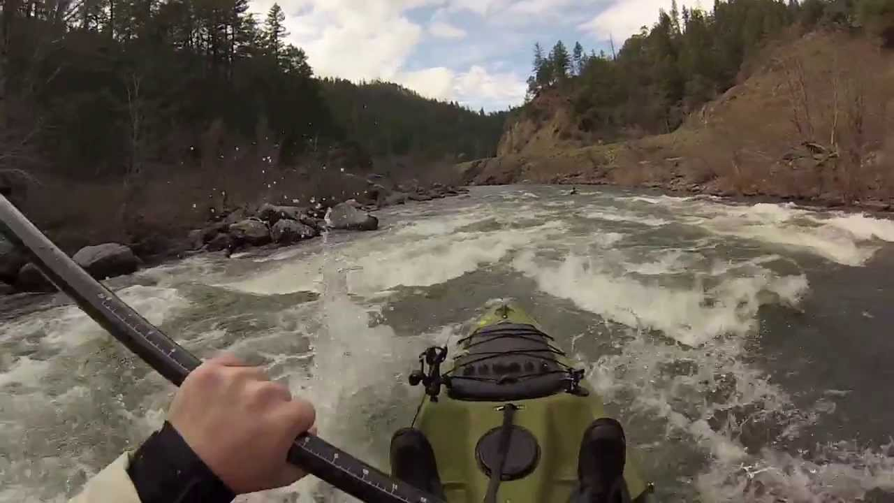 Trinity river on a jackson coosa youtube for Trinity river fishing spots