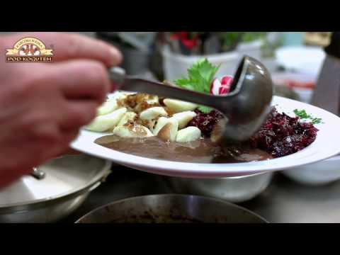 Restauracja W Szczecinie: Karczma Pod Kogutem (film Promocyjny)