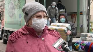 """Фонд Оксаны Марченко купил продуктовые наборы для организации людей с инвалидностью """"Єдність"""""""