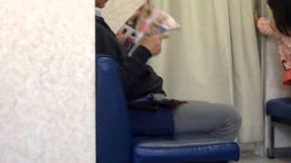 Porn Magazines in Public Places in Japan