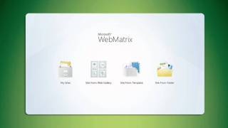 Microsoft WebMAtrix Tutorials