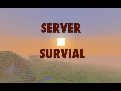Server Survival With The Clan Episode 2 - Fooling Around In Creative Mode