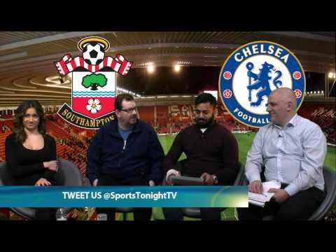 Southampton vs chelsea - Eden hazard goal reaction
