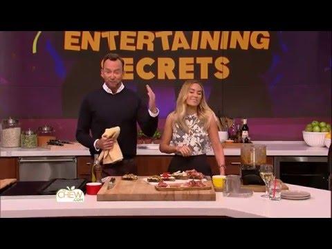 Lauren Conrad's Entertaining Tips - The Chew