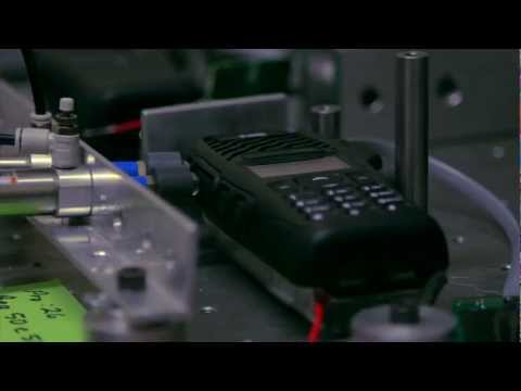 The Tait TP9400 P25 Radio is Tough
