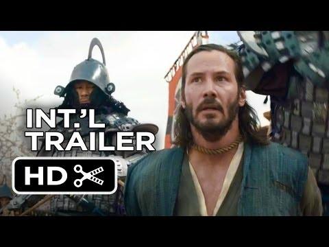 47 Ronin Int L Trailer Legend 2013 Keanu Reeves Samurai ...