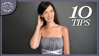 "10 beauty secrets of French women | ""Parisian chic"" | Justine Leconte"