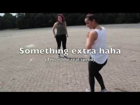 FIERCE (Cagla & Saraya) dancing to Beyonce - Ego