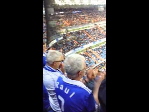 Real Madrid C.F. - FC Schalke 04 3:1 18.03.14