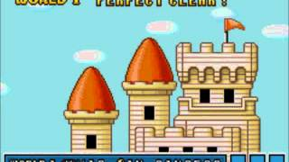 [TAS] GBA - Super Mario Advance 4 - Super Mario Bros.  3 (Mario & Luigi Small Only) 100%