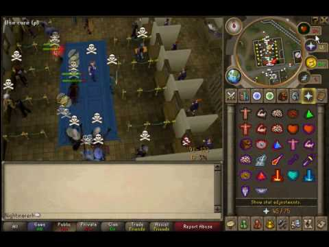 Runescape PvP World Pking New Hp Update (Constitution)