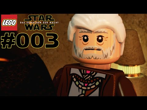 LEGO STAR WARS DAS ERWACHEN DER MACHT #003 Lor San Tekka ★ Let's Play The Force Awakens [Deutsch]