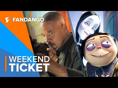 In Theaters Now: Gemini Man, Jexi, The Addams Family | Weekend Ticket