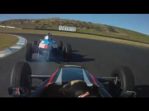 Auto Racing Formula  on Formula Vee 2011 Dean Cavanagh Pole Lap   Eastern Creek