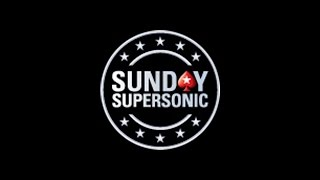 Sunday Supersonic 6 March 2016 : Final Table Replay - PokerStars