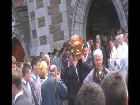 Funeral Donal Walsh Tralee May 15 2013
