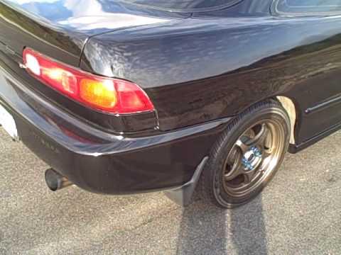 Greddy Exhaust Integra Greddy Ti-c Integra Gsr