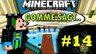 SPACKENPOWER :D - GOMME SAGT (14) - Spielmodus in MINECRAFT | GommeHD