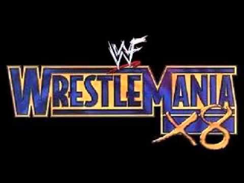 Rebooking Wrestlemania X-8 video