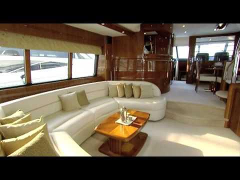 PRINCESS 23 METRE PRINCESS 23M Luxury Flybridge Motor