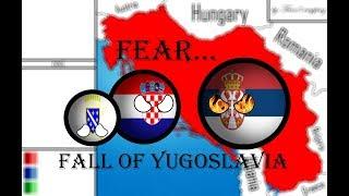 Alternative Fall Of Yugoslavia (short movie) |Ep: 1/2| Fear...