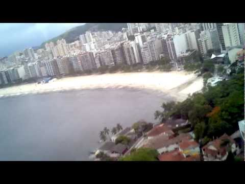 helicopter flight in Rio #4/10