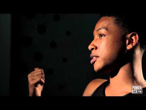 Jacob Latimore Discusses Worst Experiences, Producer And Meagan Good video