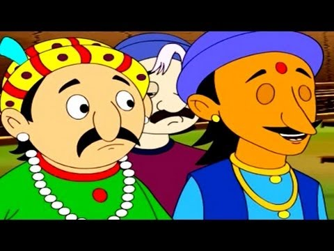 Ghode Ka Asli Malik Kaun? - Akbar Birbal Animated Story - Hindi Part 23 video