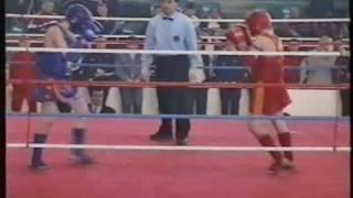 IAMTF EM 1998 Jesse Valo, Suomi vs. Chris Mcdonald, Englanti