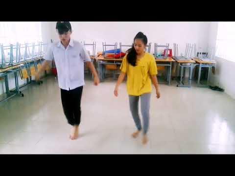 Rất dễ để học. Shuffle Dance cho người mới bắt đầu.