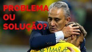 Mais um imbróglio extra-campo com Neymar. Ele é solução ou problema para Tite?