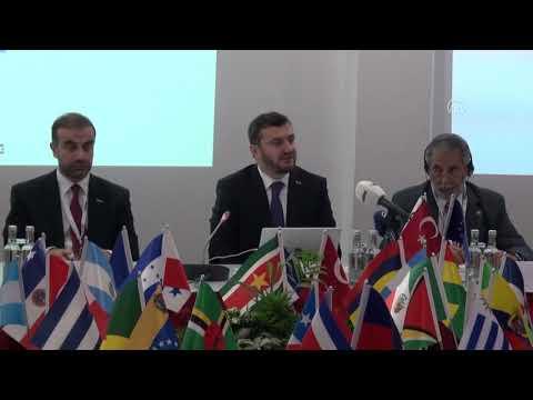 Anadolu Ajansı: Latin Amerika Ülkeleri Müslüman Toplum Temsilcileri Buluşması