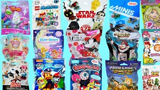 Blind Bags Opening TOYS Minnie Mickey Mouse Trolls Paw Patrol Disney Care Bears Surprises Kids Fun