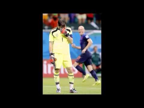 Nederland   Spanje Goals complilation   WK 13 juni 2014 jack van gelder ummet ozcan revolution neder