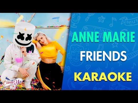 Marshmello & Anne-Marie - FRIENDS [Alternative Music Video]