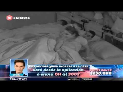 Romina y Francisco: sexo ante la mirada de Eloy