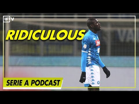 Should Koulibaly have been sent off? Serie A Podcast 47