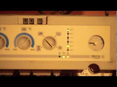 reparar caldera de gas video jsm codigos anomalias